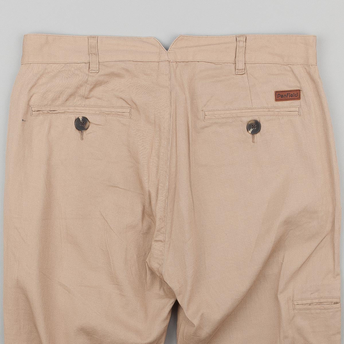 Penfield Millwood Trousers - Beige