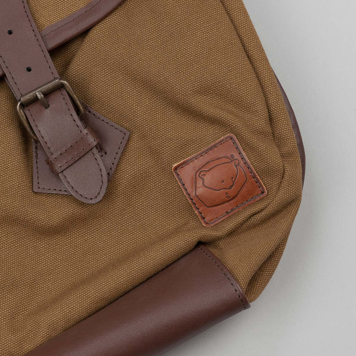 Penfield Oxon Satchel - Tan