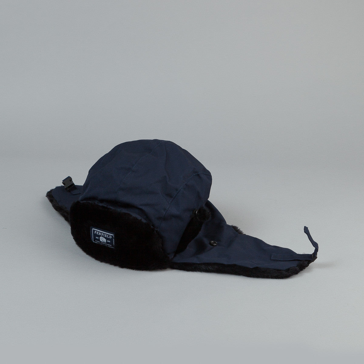 Penfield Providence Trapper Hat - Navy