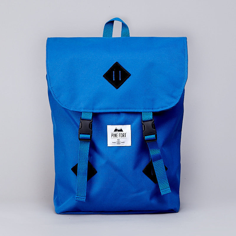 Pine Fort Rucksack Royal Blue
