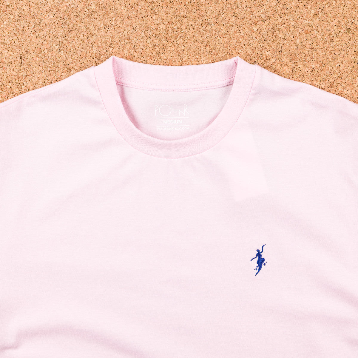 Polar No Comply T-Shirt - Pink
