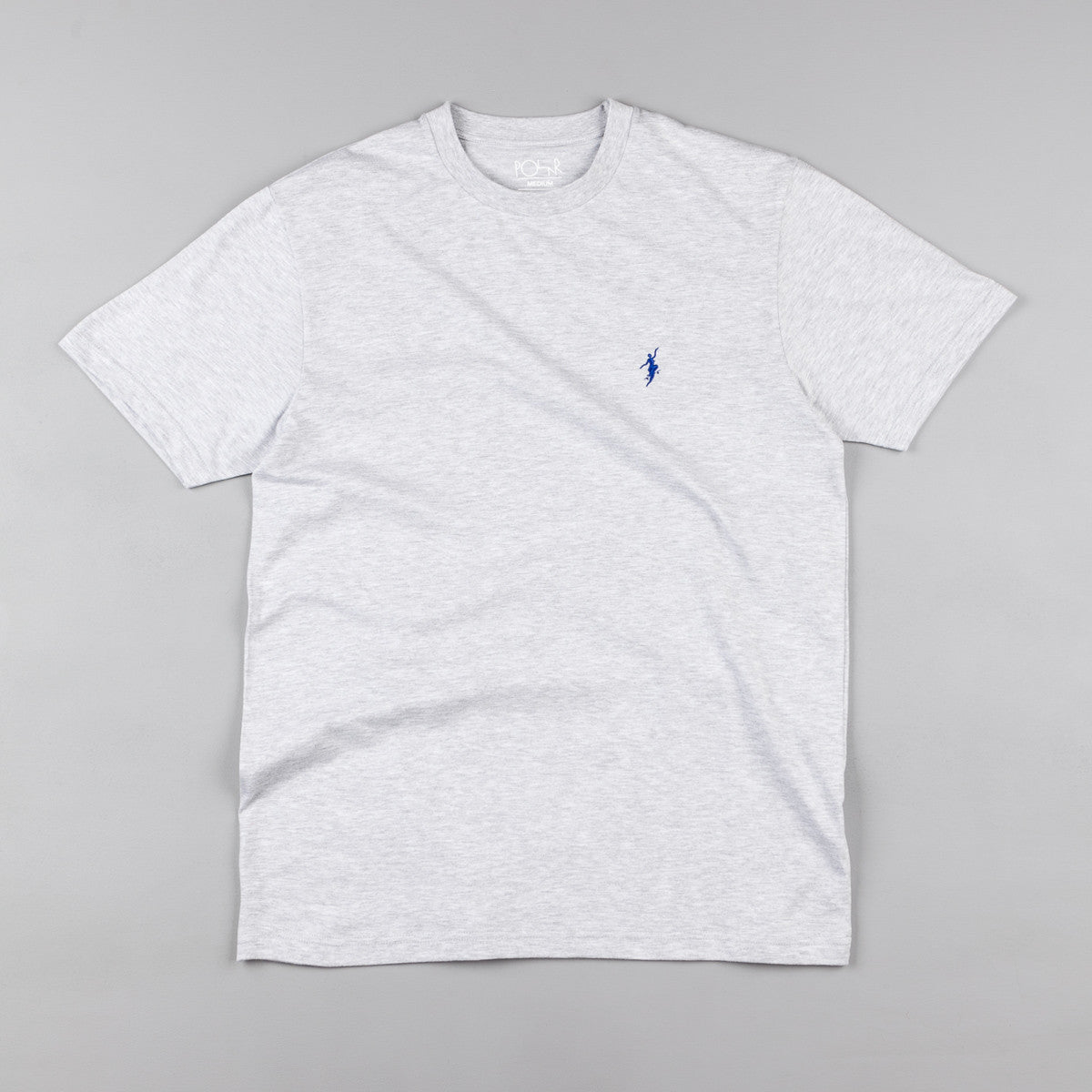 Polar No Comply T-Shirt - Heather Grey
