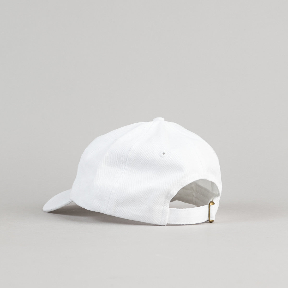 Pizza Skateboards Emoji Delivery Boy Cap - White