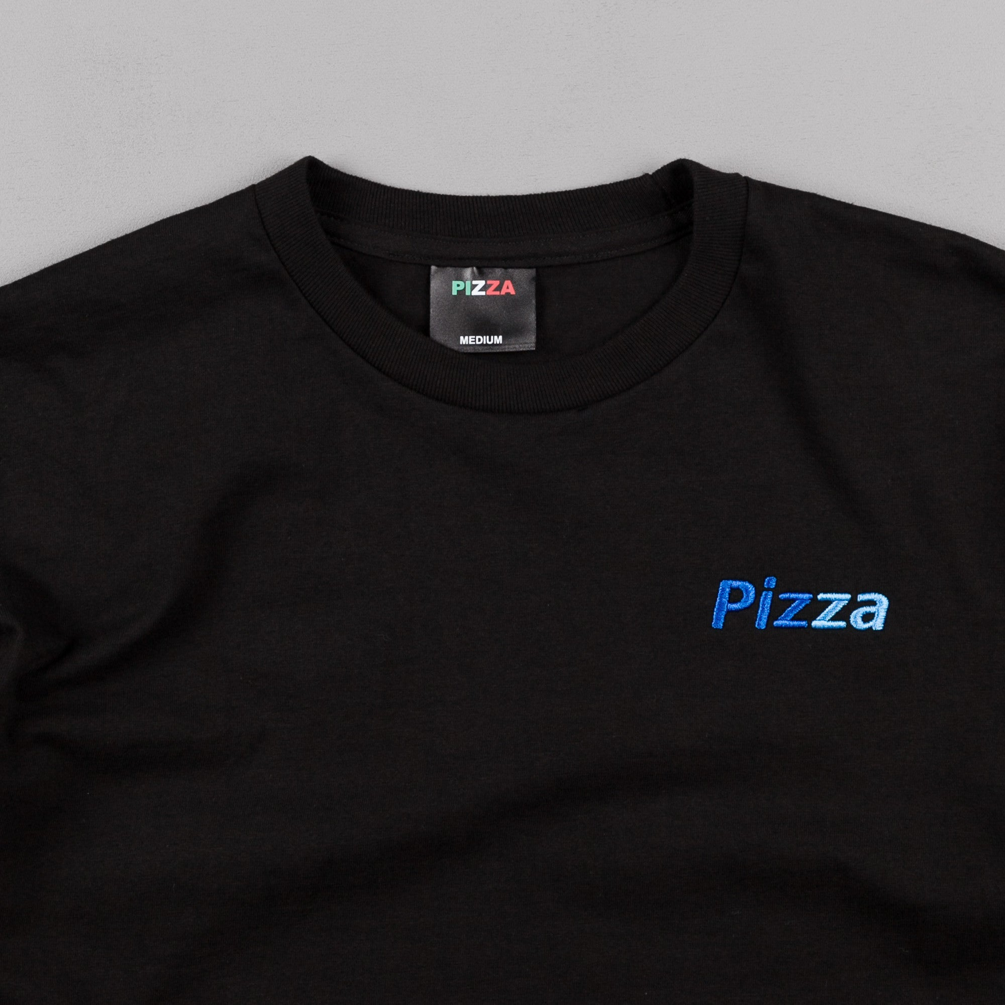 Pizza Skateboards PizzaPal T-Shirt - Black