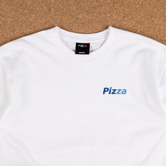Pizza Skateboards PizzaPal T-Shirt - White