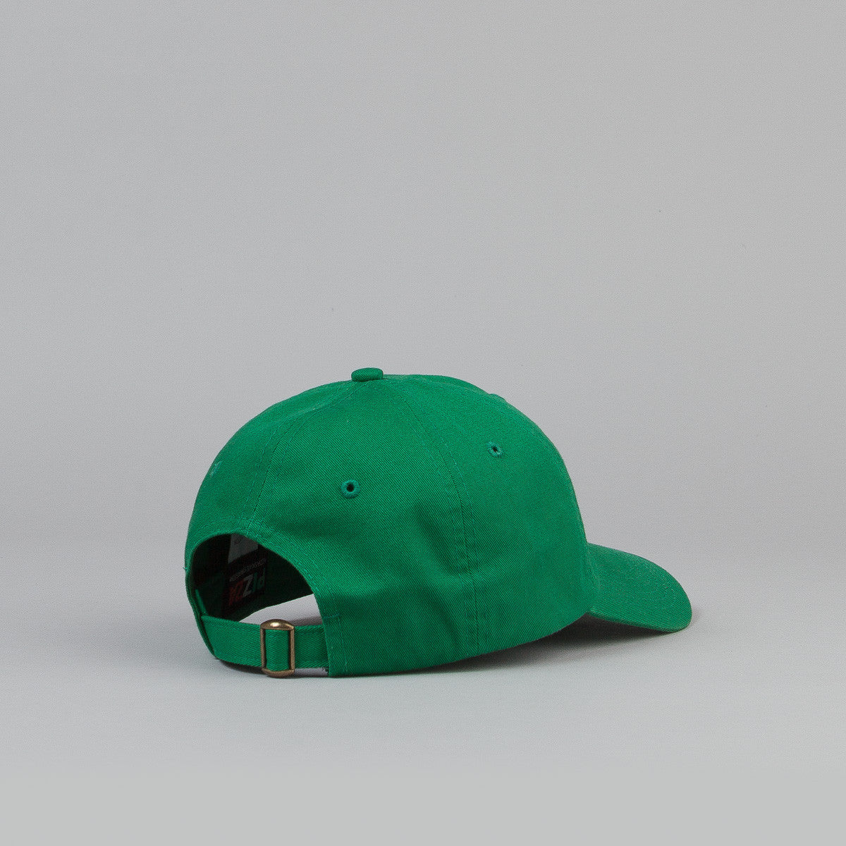 Pizza Skateboards Delivery Boy Cap - Green