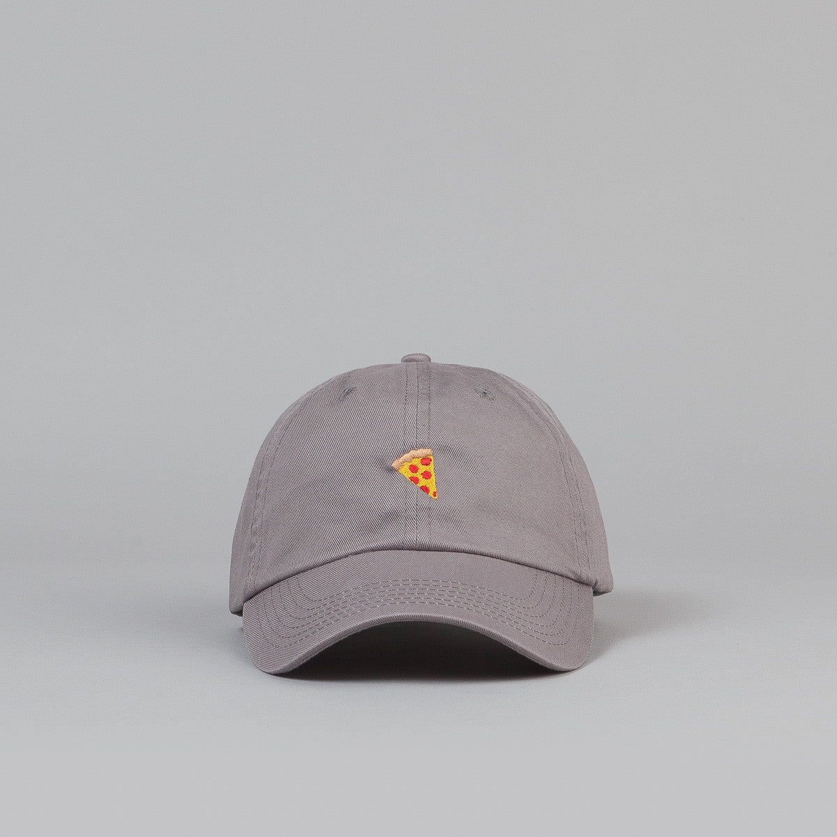 Pizza Skateboards Delivery Boy Cap - Grey