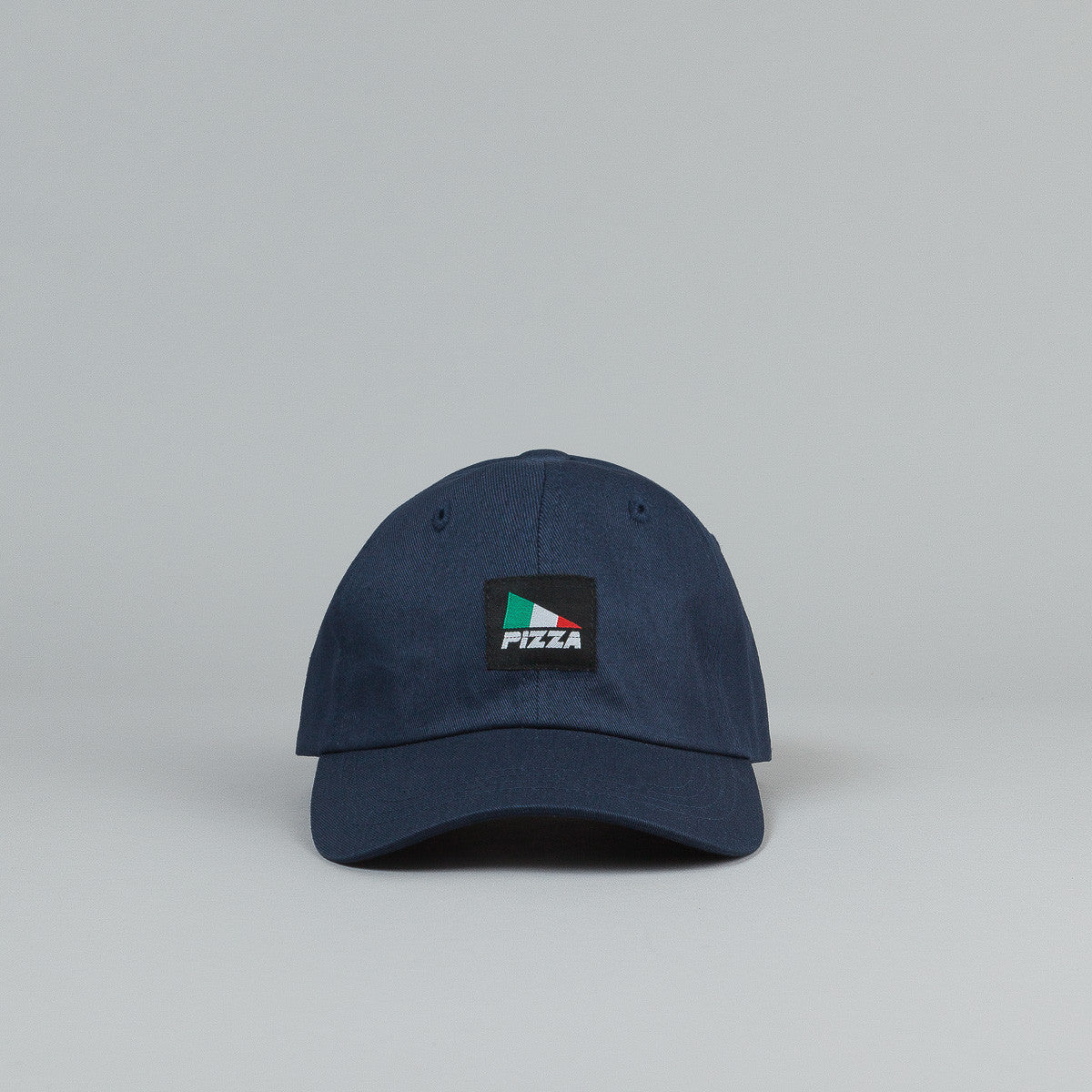 Pizza Skateboards Delivery Boy Cap - Navy