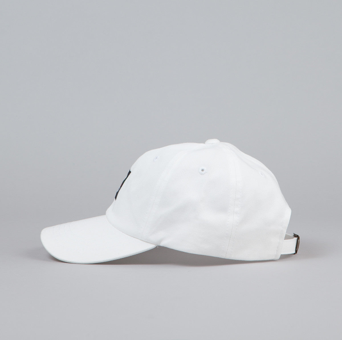 Pizza Skateboards Delivery Boy Cap - White