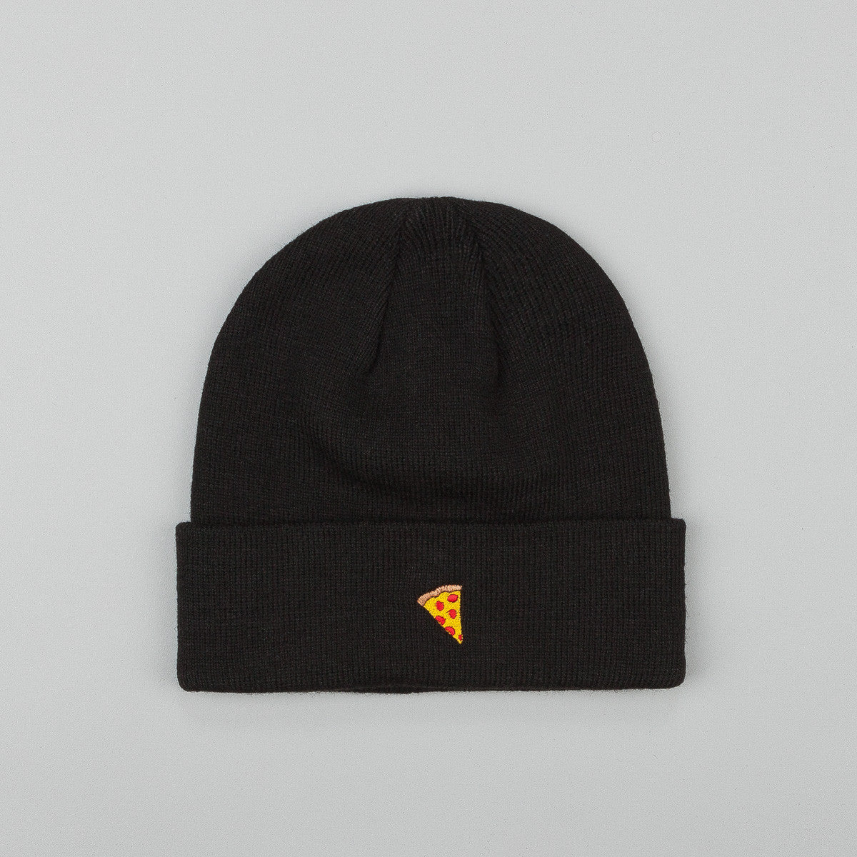 Pizza Skateboards Emoji Beanie