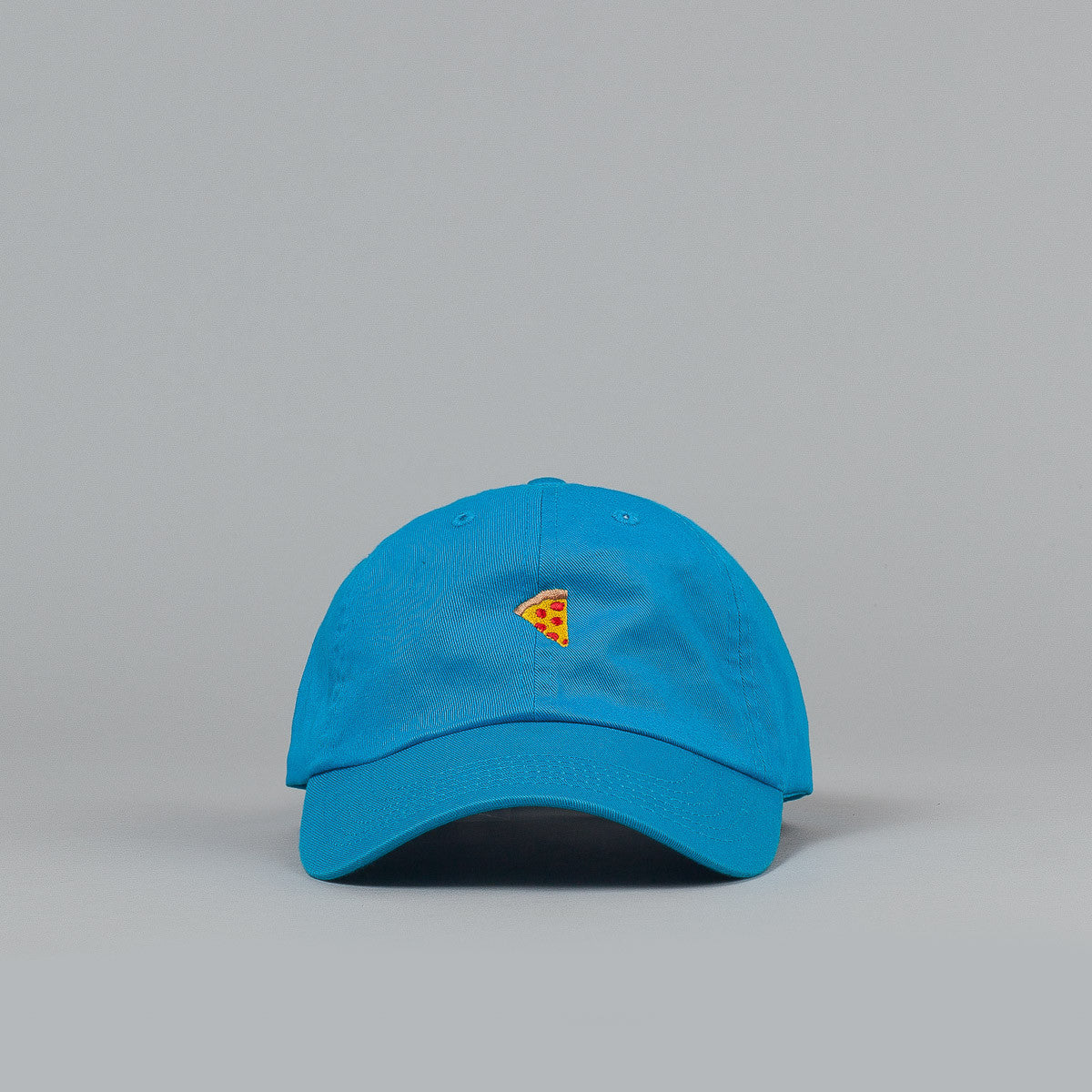 Pizza Skateboards Emoji Delivery Cap - Aqua