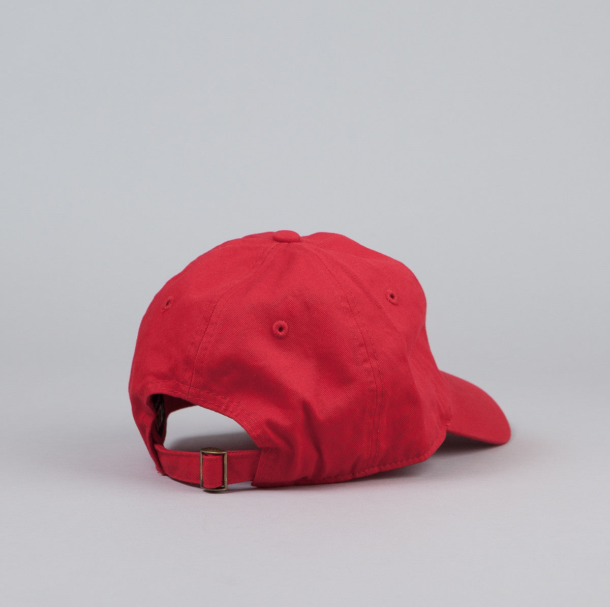 Pizza Skateboards Emoji Delivery Cap - Red