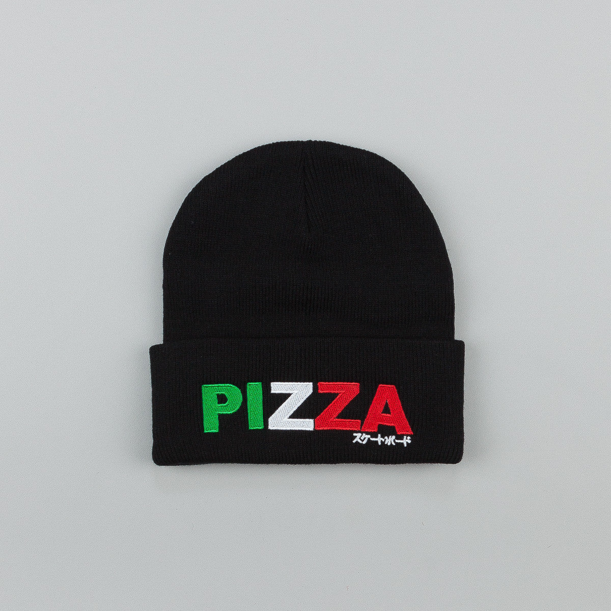Pizza Skateboards JP Logo Beanie