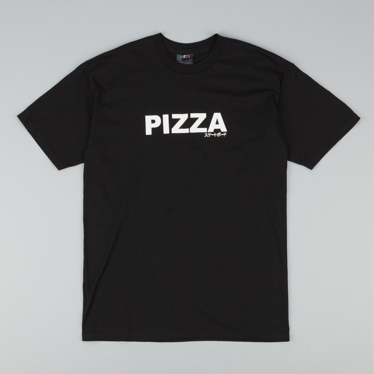 Pizza Skateboards JP Logo T-Shirt