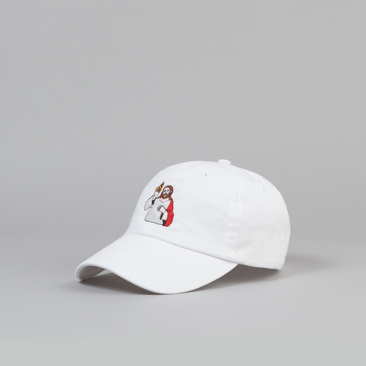 Pizza Skateboards Last Supper Delivery Boy Cap