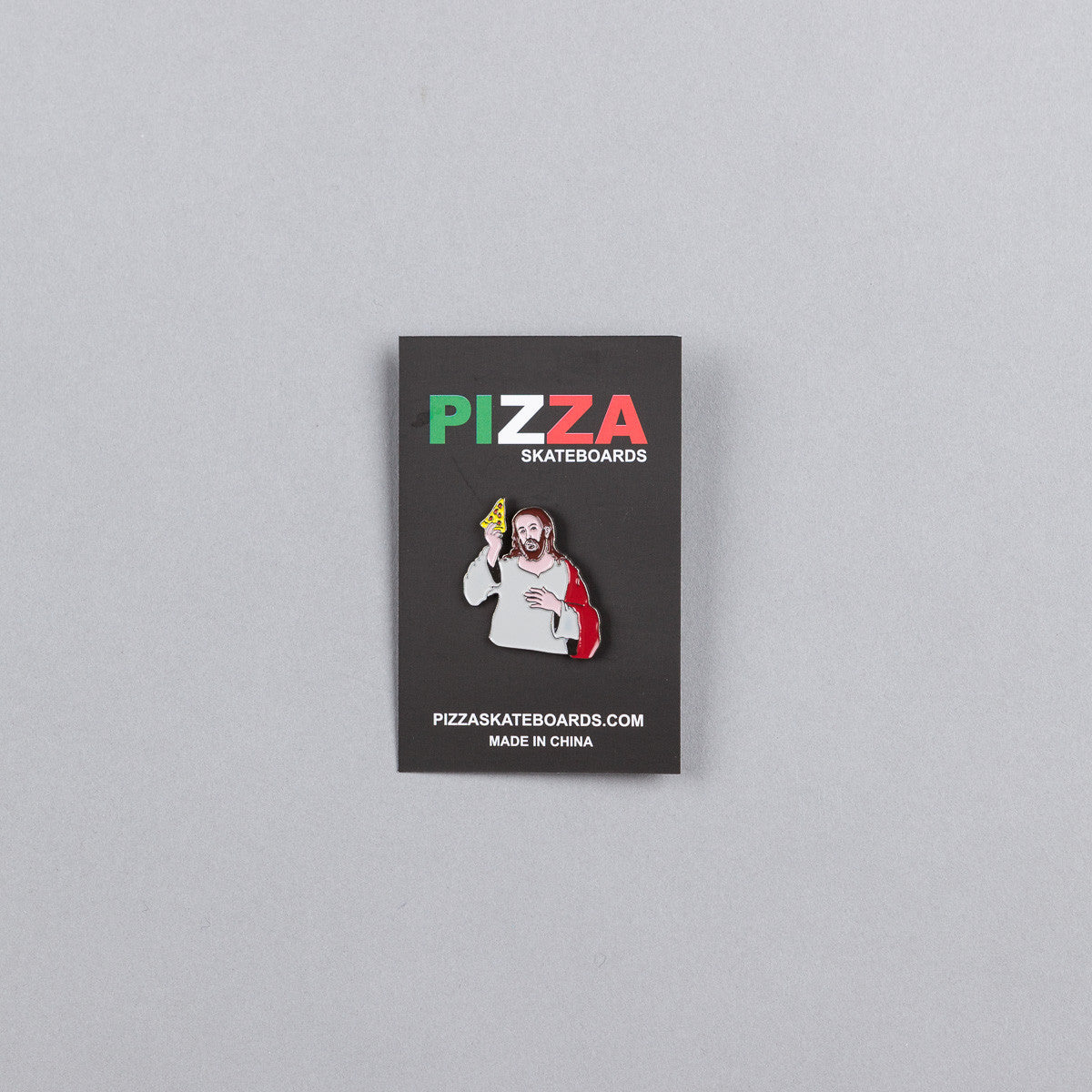 Pizza Skateboards Last Supper Pin