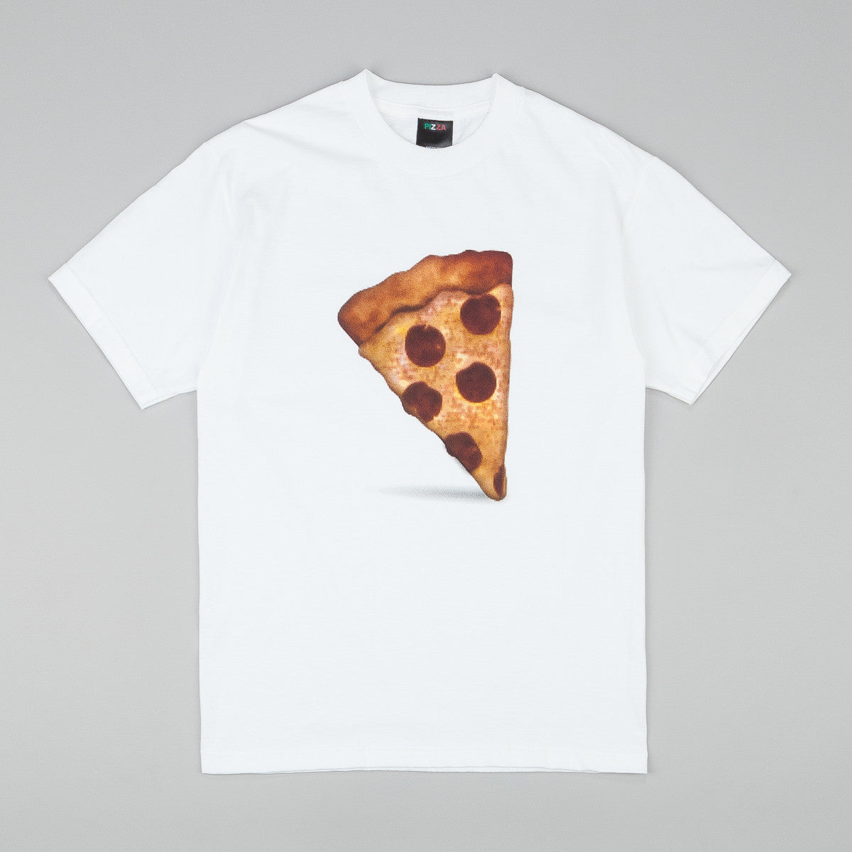 Pizza Skateboards Peperoji T-Shirt - White