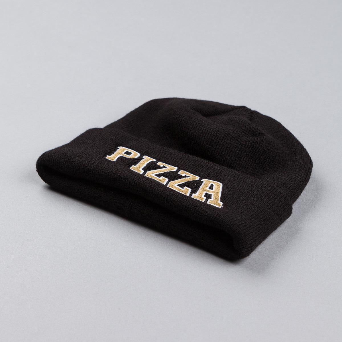 Pizza Skateboards Pizla Beanie - Black