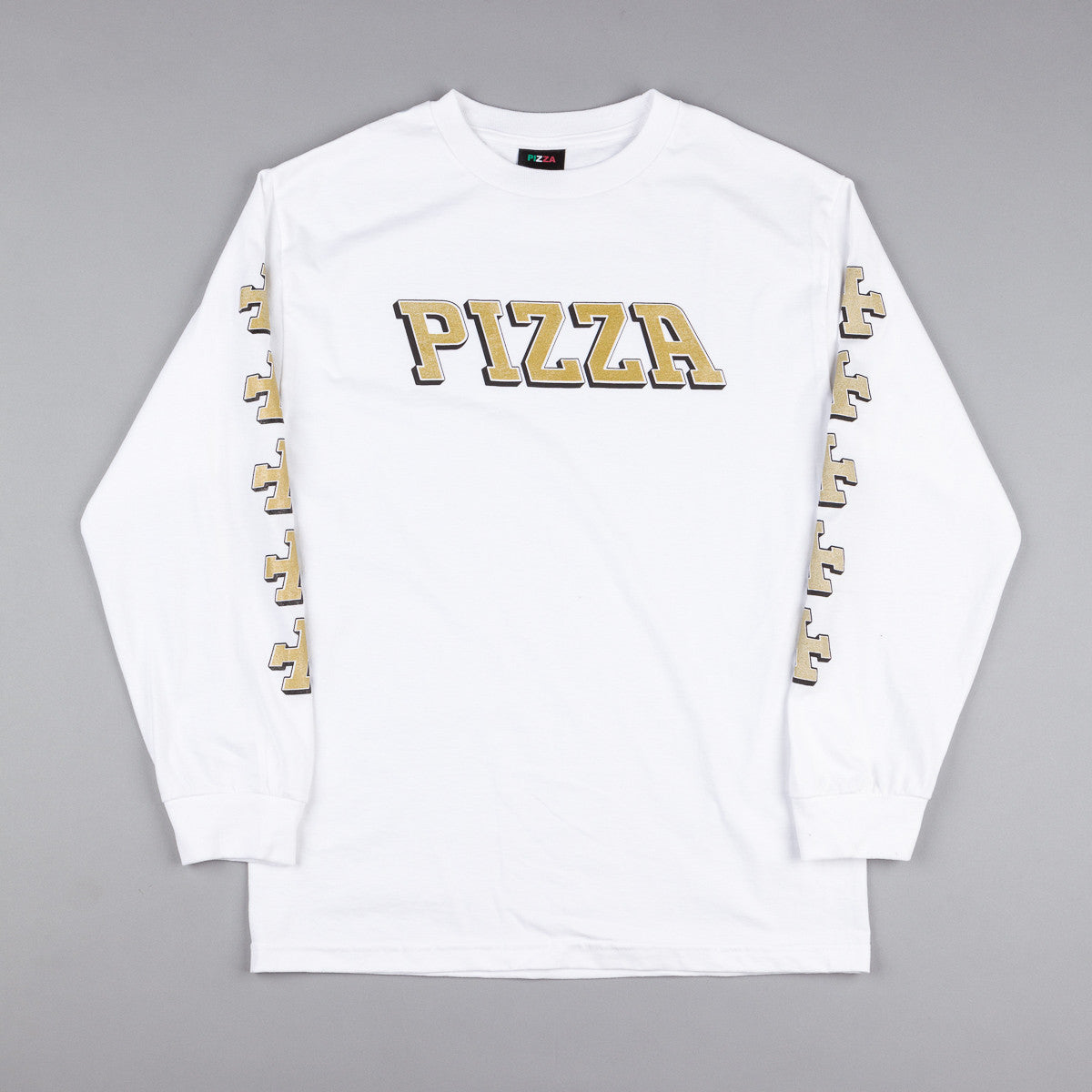 Pizza Skateboards Pizla Long Sleeve T-Shirt