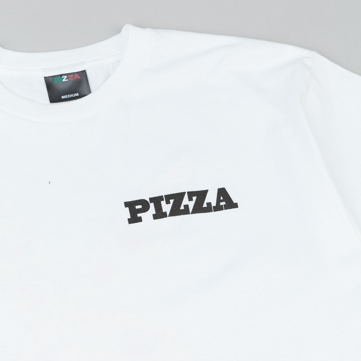 Pizza Skateboards Pizzaboy T-Shirt - White