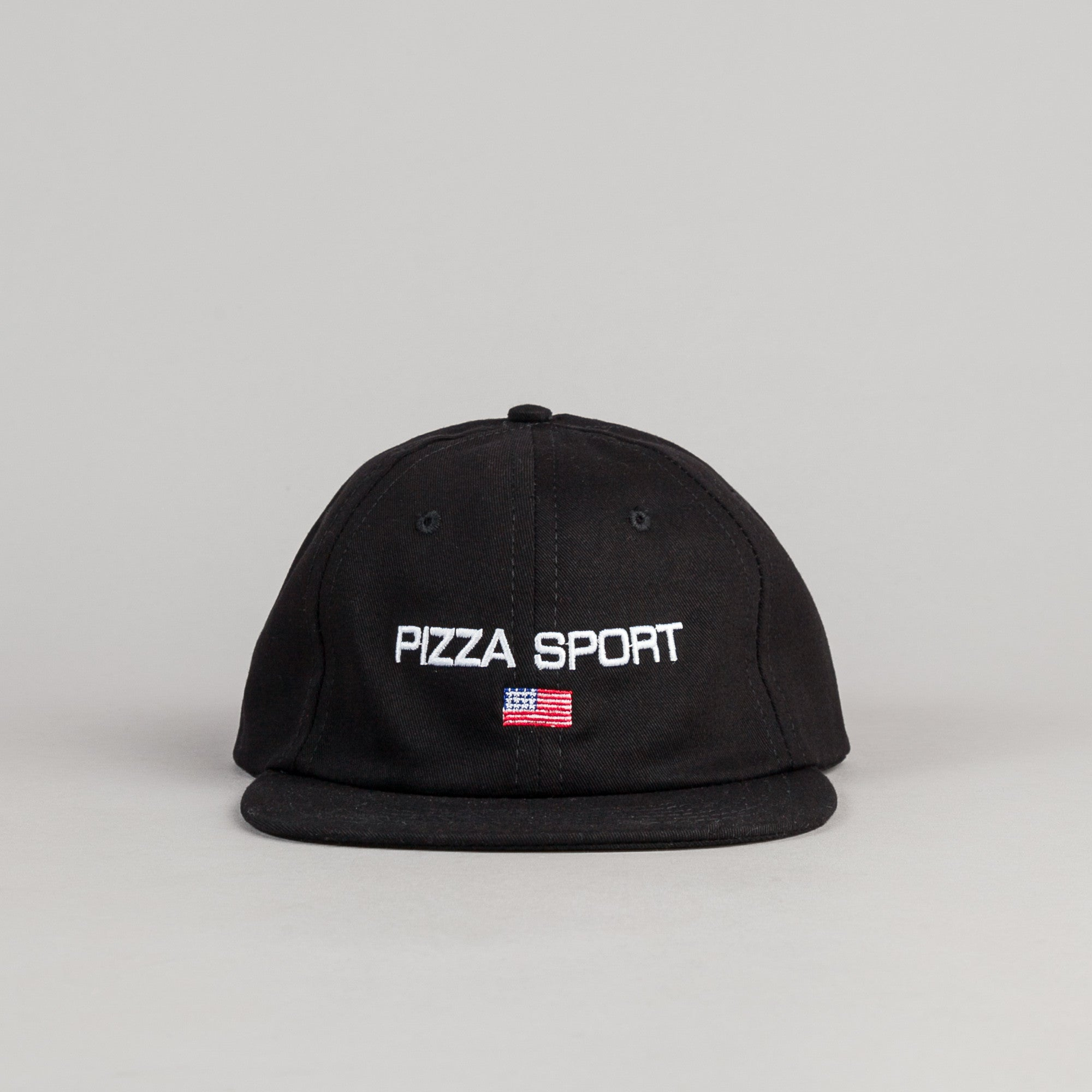 Pizza Skateboards Pizza Sport Cap - Black