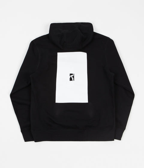Poetic Collective Box Hoodie - Black