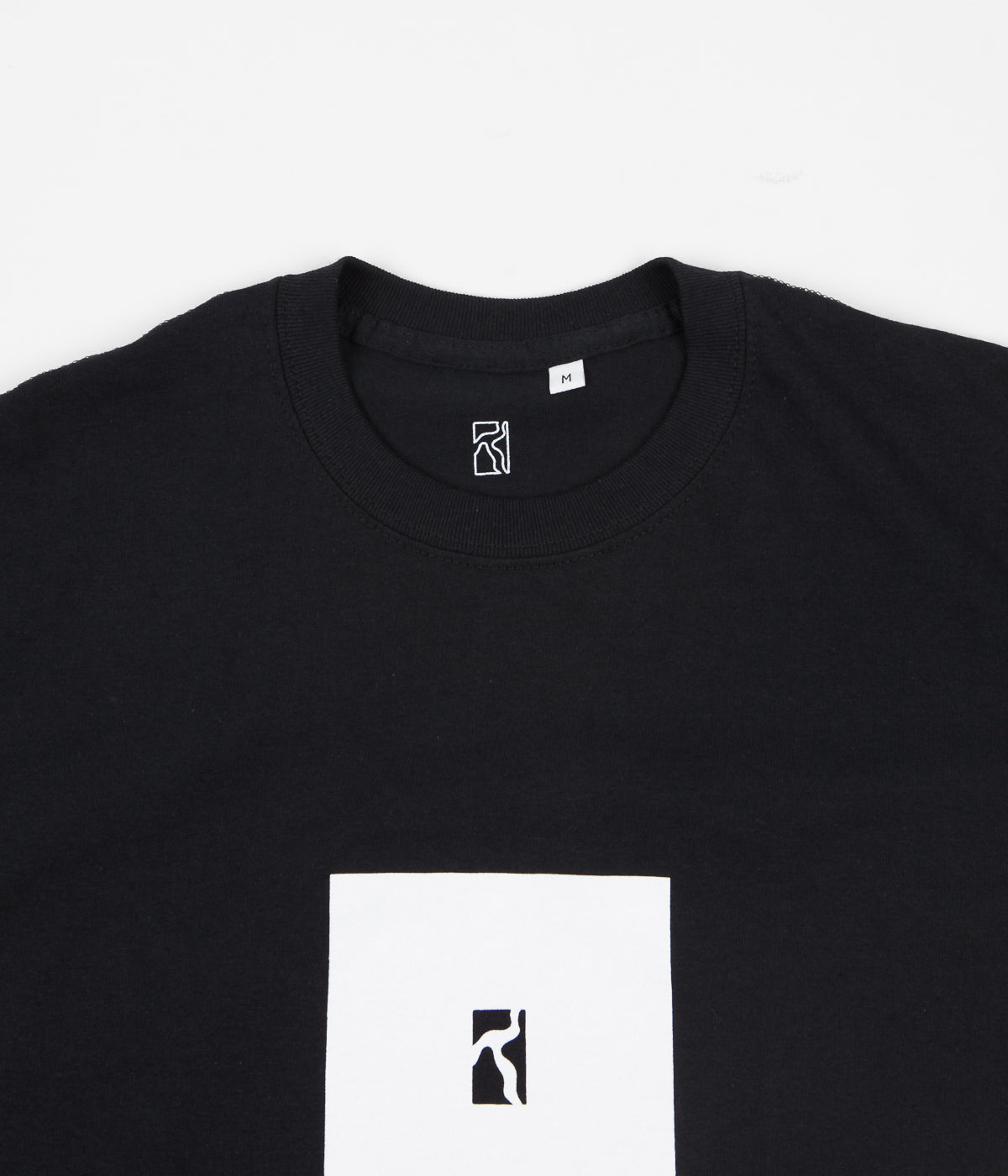Poetic Collective Box T-Shirt - Black