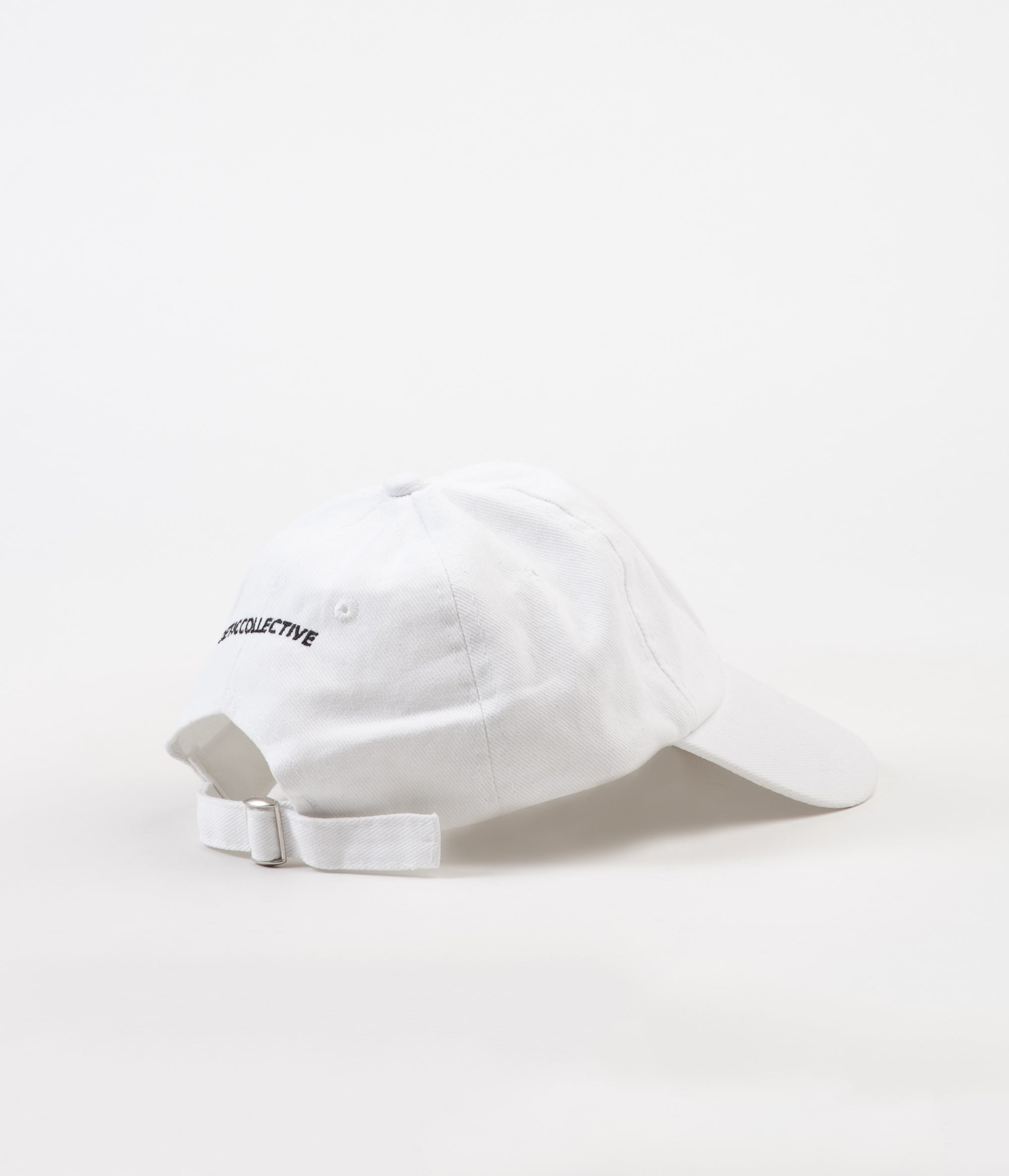 Poetic Collective Cap - White / Black