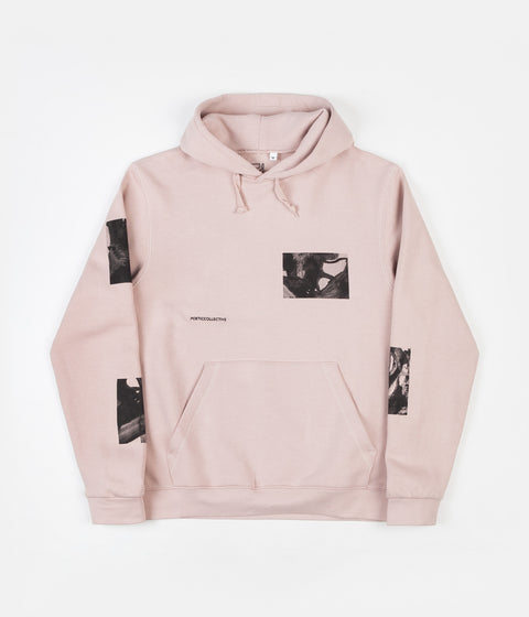 Poetic Collective Fluid Hoodie - Pink