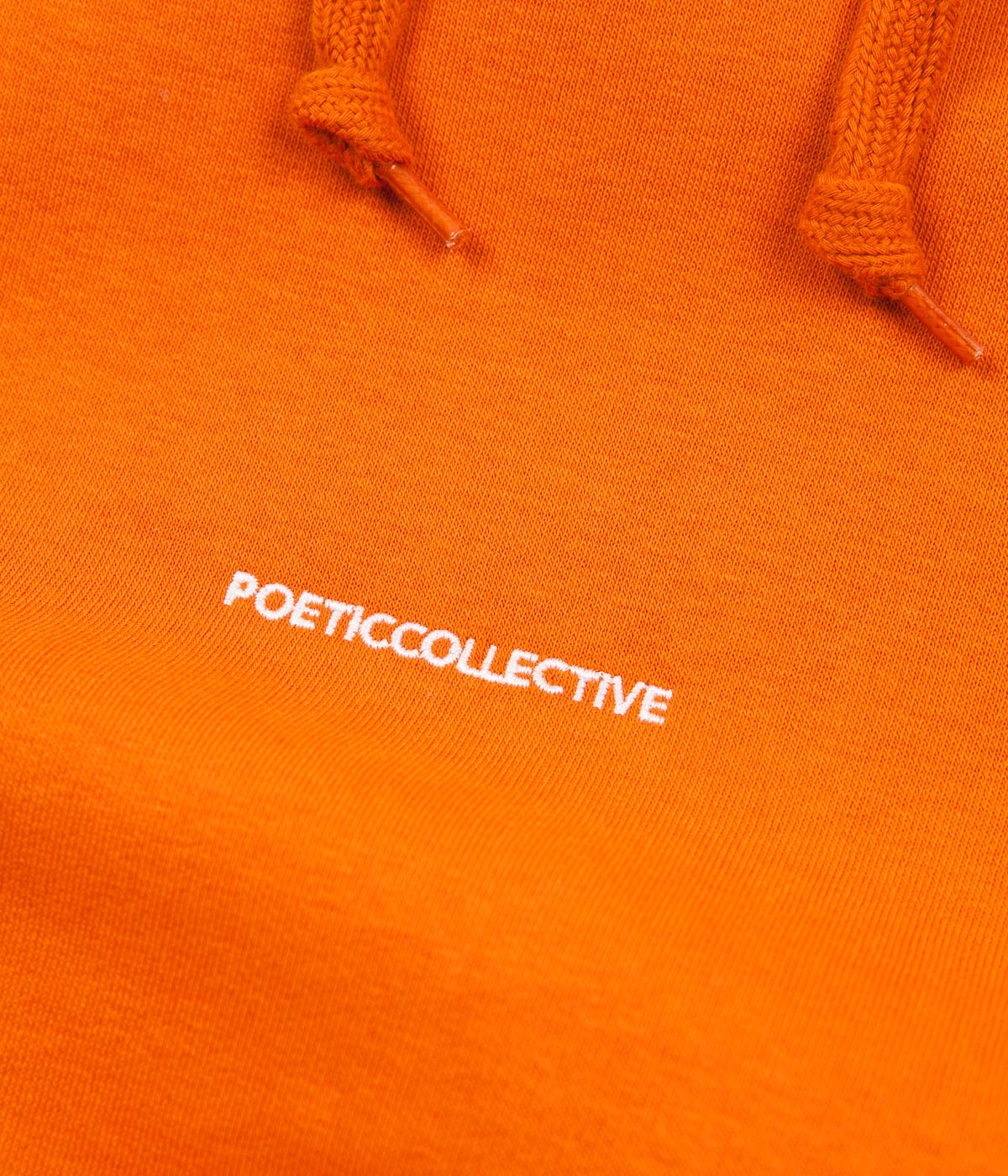 Poetic Collective Hoodie - Coral