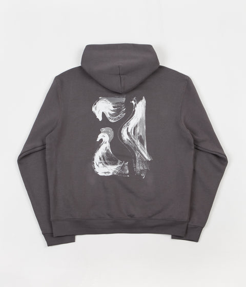 Poetic Collective Paraphrase Hoodie - Charcoal