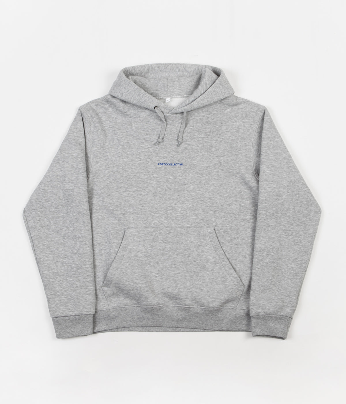 Poetic Collective Paraphrase Hoodie - Grey