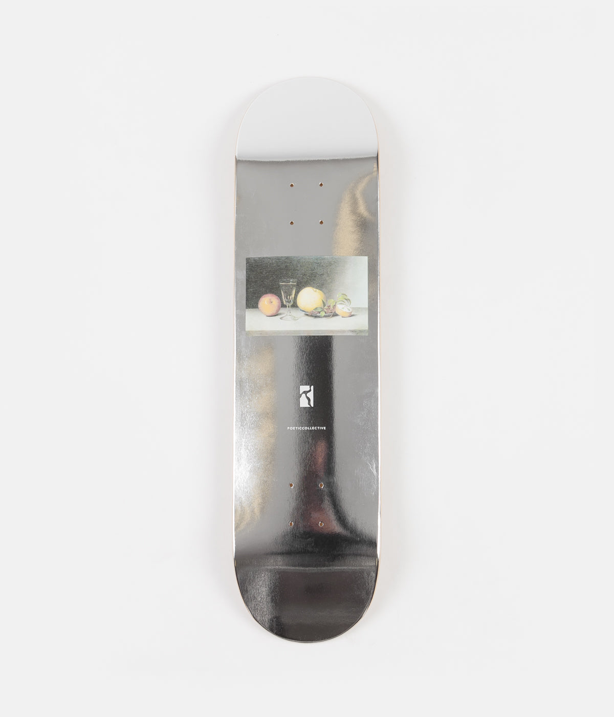 Poetic Collective Still Life #2 Deck - High Concave - 8.125""