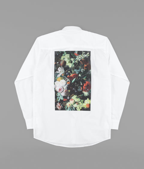 Poetic Collective Still Life Shirt - White
