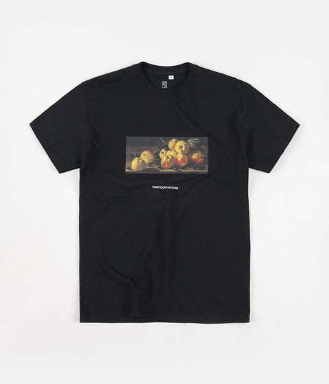 Poetic Collective Still Life T-Shirt - Black