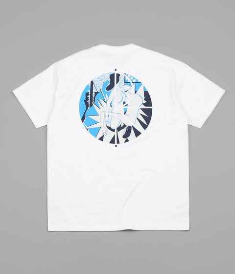 Polar 69 Fill Logo T-Shirt - White