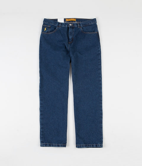 Polar 90's Jeans - Dark Blue