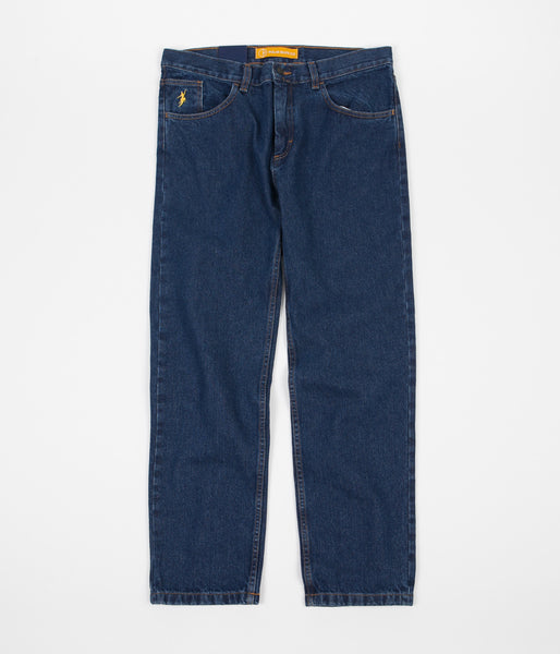 Polar 90's Jeans - Deep Blue