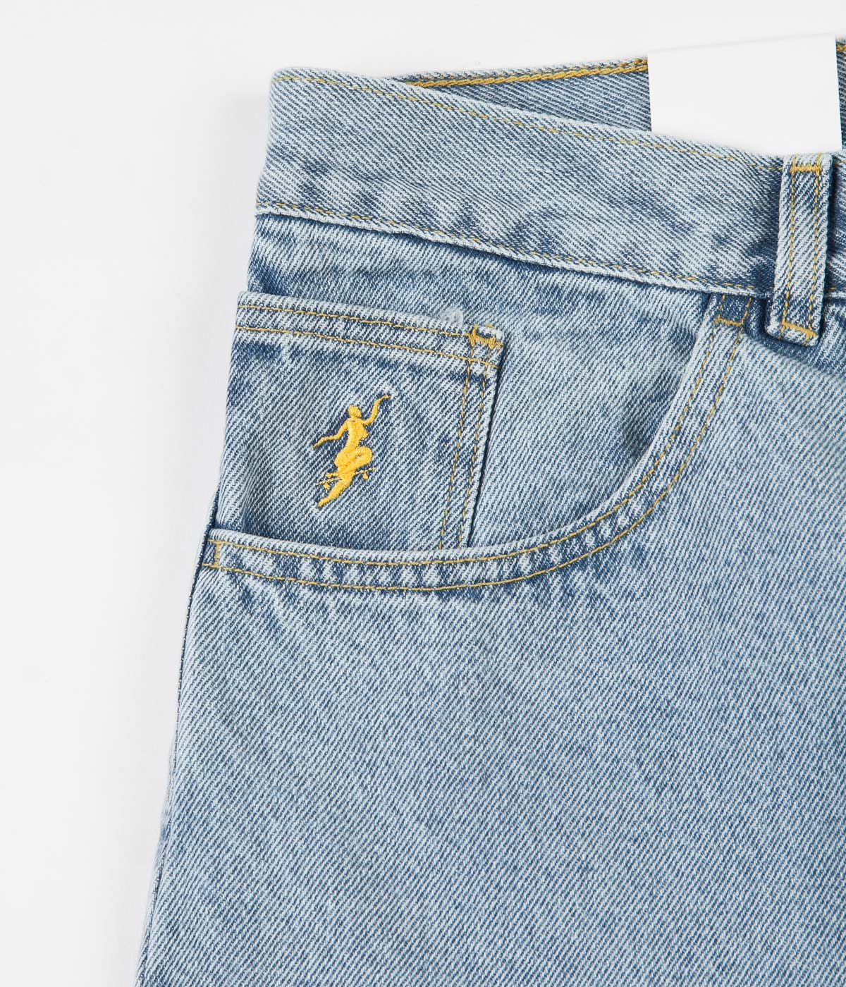 Polar 90's Jeans - Light Blue