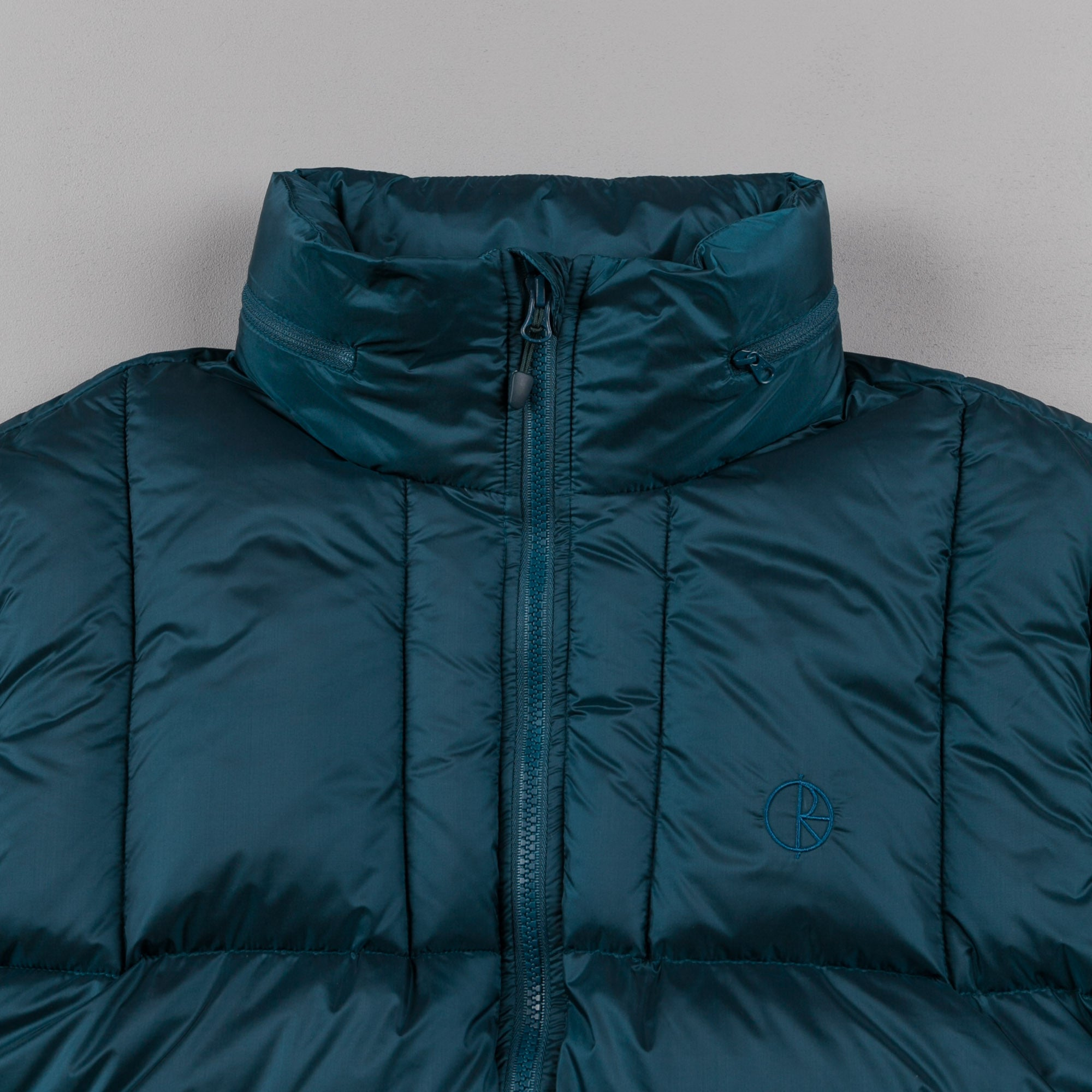 Polar '92 Puffer Jacket - Obsidian Blue