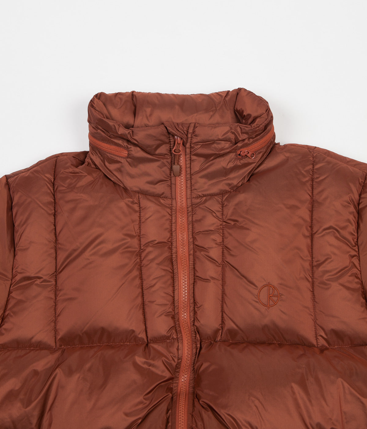 Polar '92 Puffer Jacket - Rust