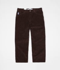 Polar 93 Cord Trousers - Brown