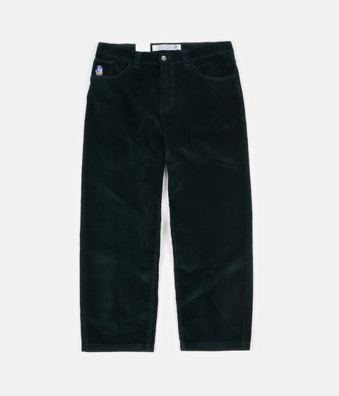 Polar 93 Cord Trousers - Dark Teal