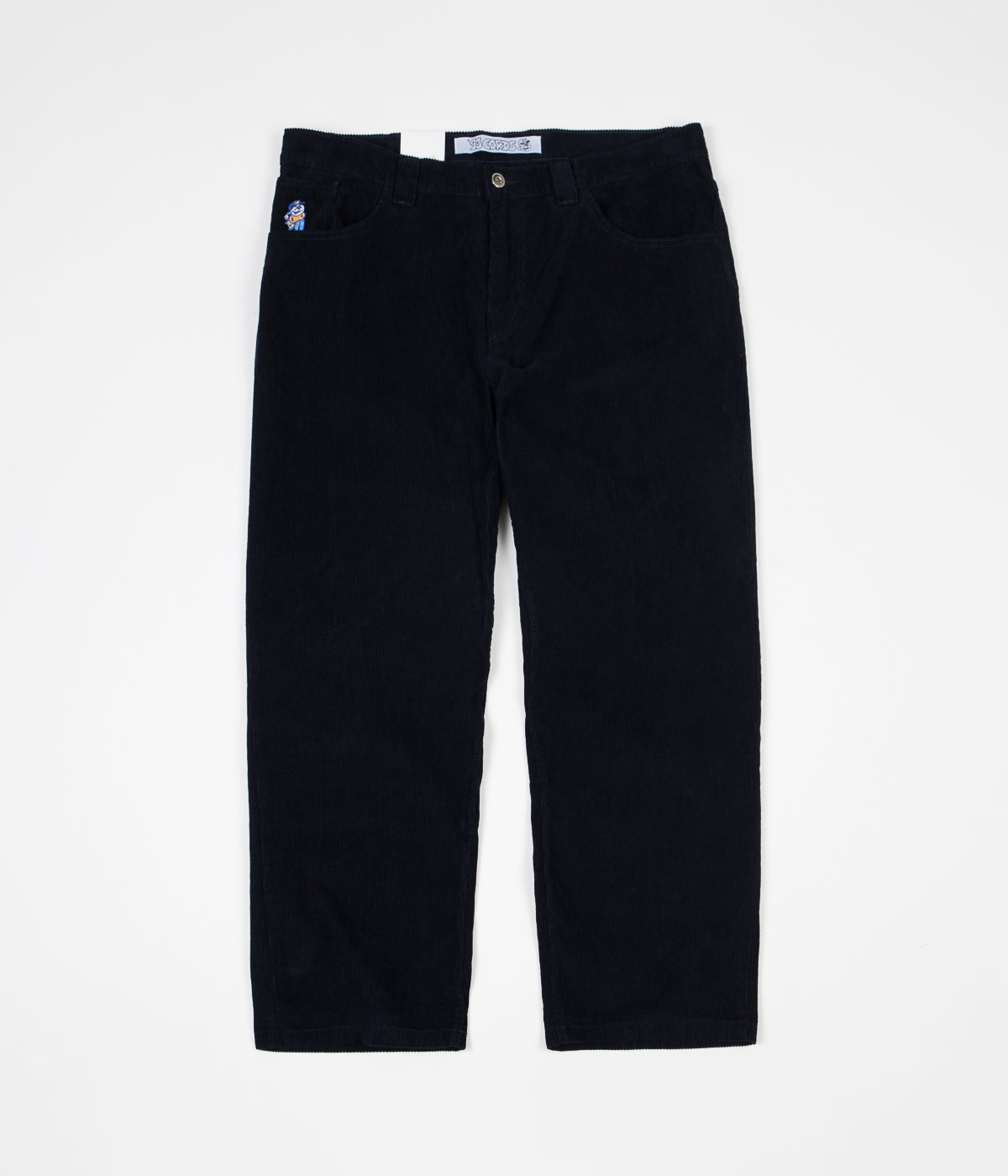 Polar 93 Cord Trousers - Navy