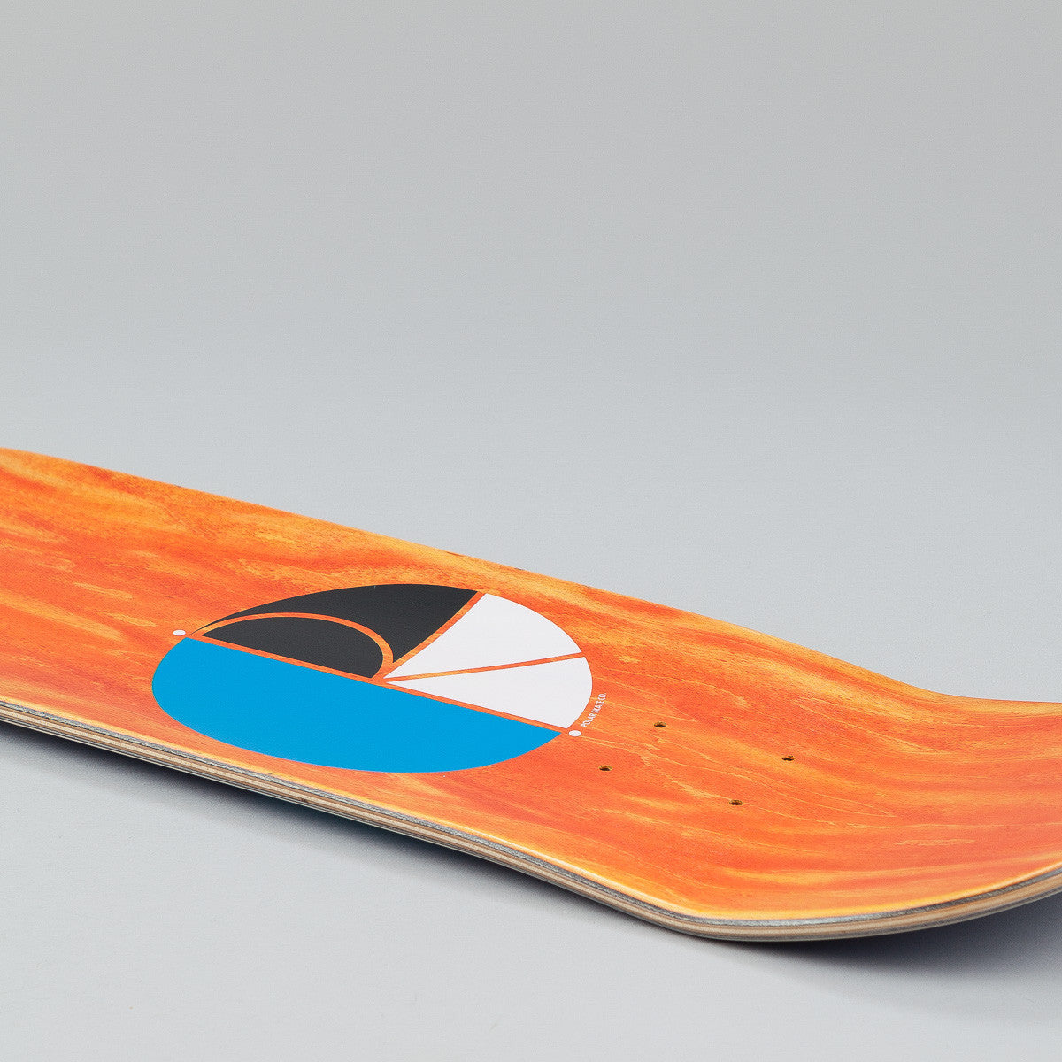 Polar AH BS Boneless Deck - Blue 8""