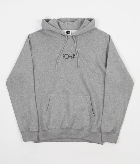 Polar American Fleece Hoodie - Grey Heather