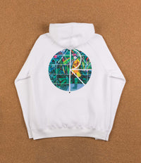 Polar AMTK Hooded Sweatshirt - White