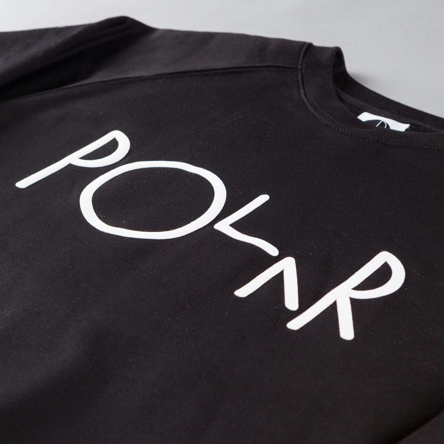 Polar Basic Sweatshirt - Black