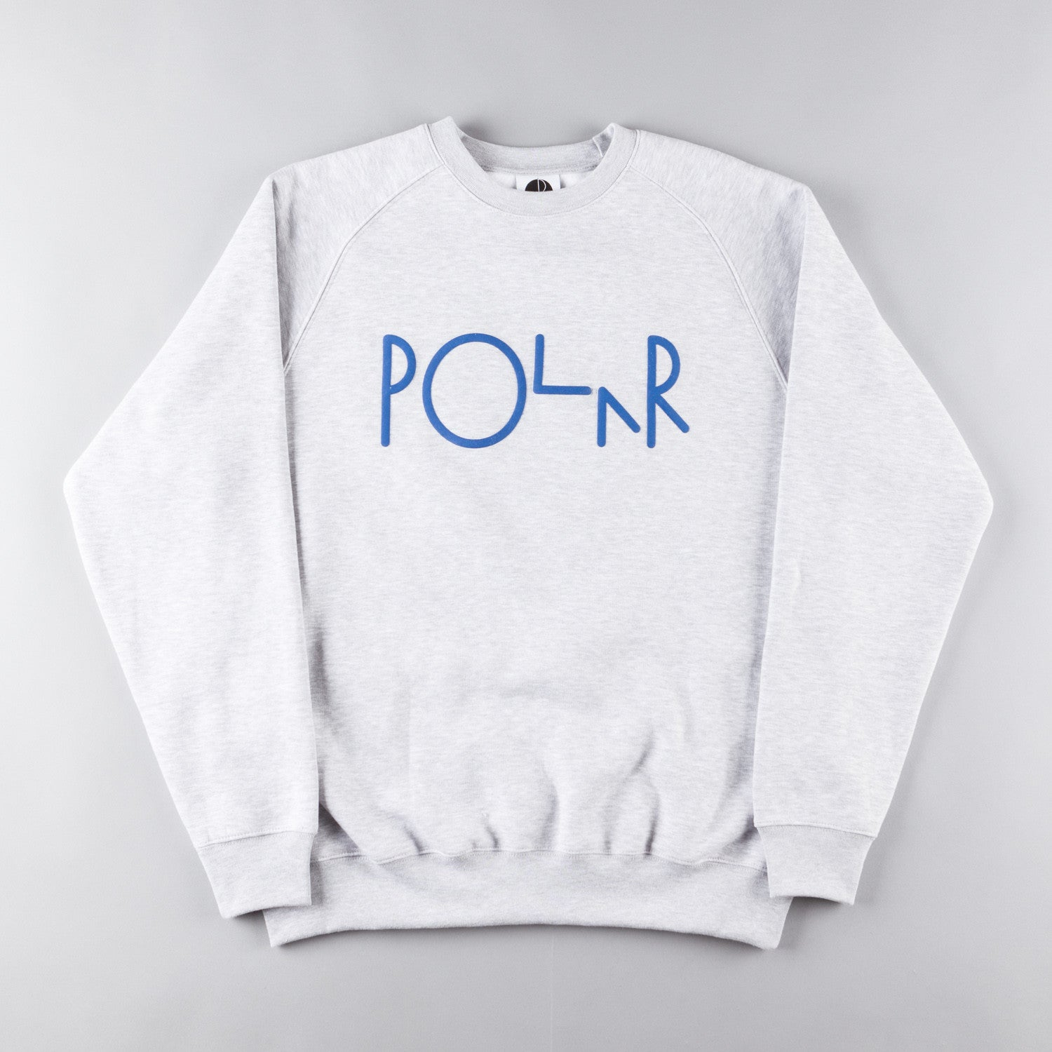 Polar Basic Sweatshirt - Heather Grey