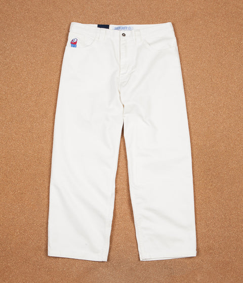 Polar Big Boy Jeans - Ivory